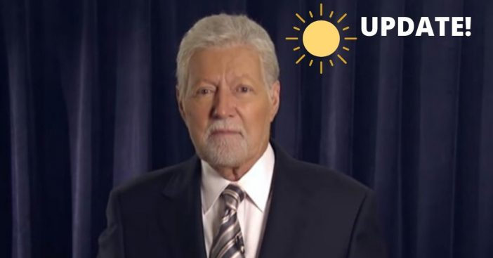 Alex Trebek from Jeopardy gives a summer update on his cancer battle and the show