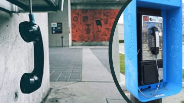 Before cellphones, there was the payphone
