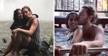 Benjamin Keoughs girlfriend Diana Pinto shares tribute