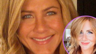 Blogger looks just like Jennifer Aniston