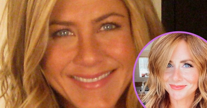 Blogger looks just like Jennifer Aniston