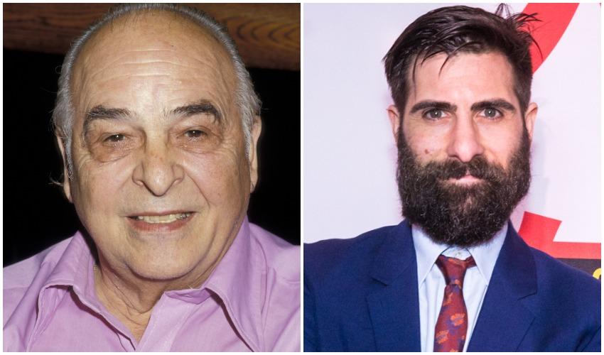 Carmine Coppola and Jason Schwartzman