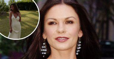 Catherine Zeta Jones daughter looks like her twin in new photo