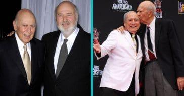 Celebrities Like Mel Brooks, Steve Martin, & Rob Reiner Remember Carl Reiner