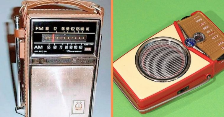 Did You Ever Own A Transistor Radio Back In The Day_