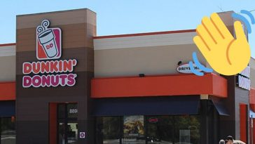 Dunkin is closing 450 locations