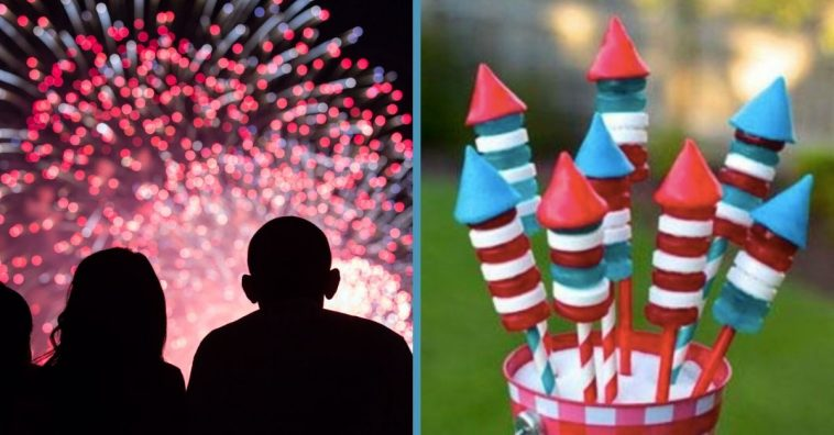 EXCLUSIVE_ Do You Remember Shooting Off Bottle Rockets On The 4th Of July_