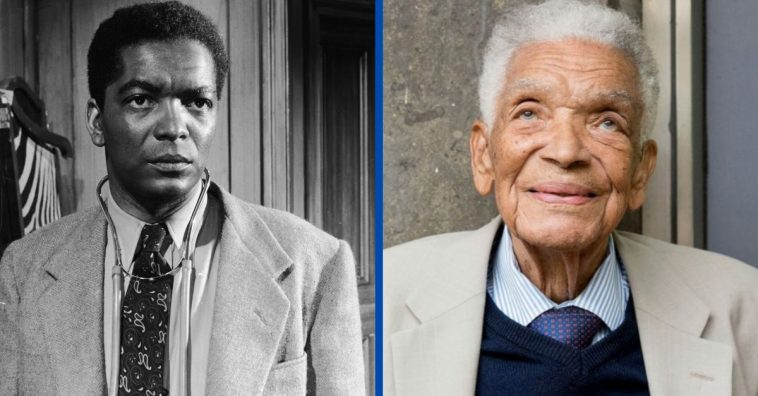 Earl Cameron: British film and Television set star actor dies aged 102