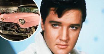 Elvis Presley owned over 200 Cadillacs and loved one particular color