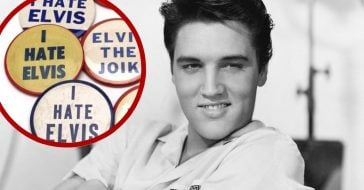 Elvis Presley's manager made having haters profitable