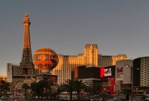 Elvis had a long history with Las Vegas that included a lot of impressive shows and wild stunts