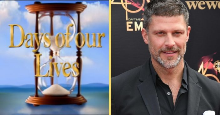 Greg Vaughan announced he is parting ways with the soap opera