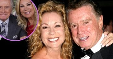 Kathie Lee Gifford pays tribute to Regis Philbin