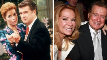 Kathie Lee Gifford recalls last time she saw Regis Philbin before his death