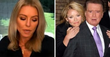 Kelly Ripa reflects on biggest life lesson Regis Philbin taught her