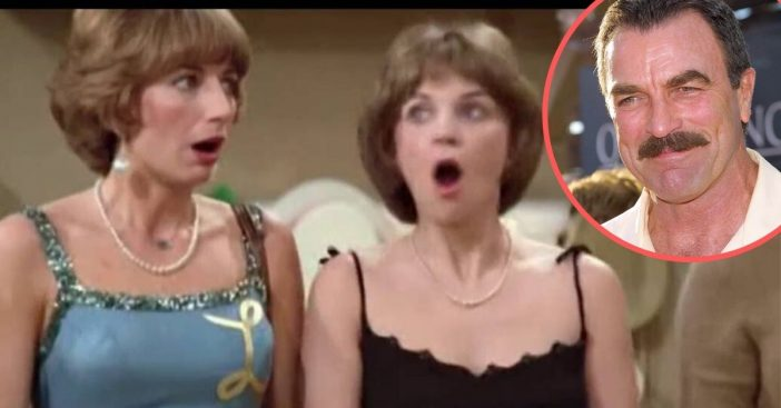 Laverne and Shirley rejected this famous actor from appearing on the show