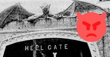 Learn more about ride about Hell that burned down at Coney Island