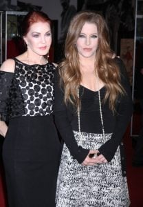 Lisa Marie and Priscilla Presley have an important relationship today after their loss