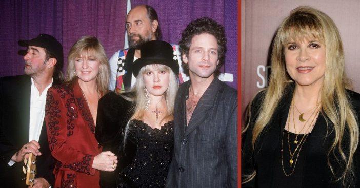 Listen To Stevie Nicks' Gorgeous Isolated Vocals For _Landslide_
