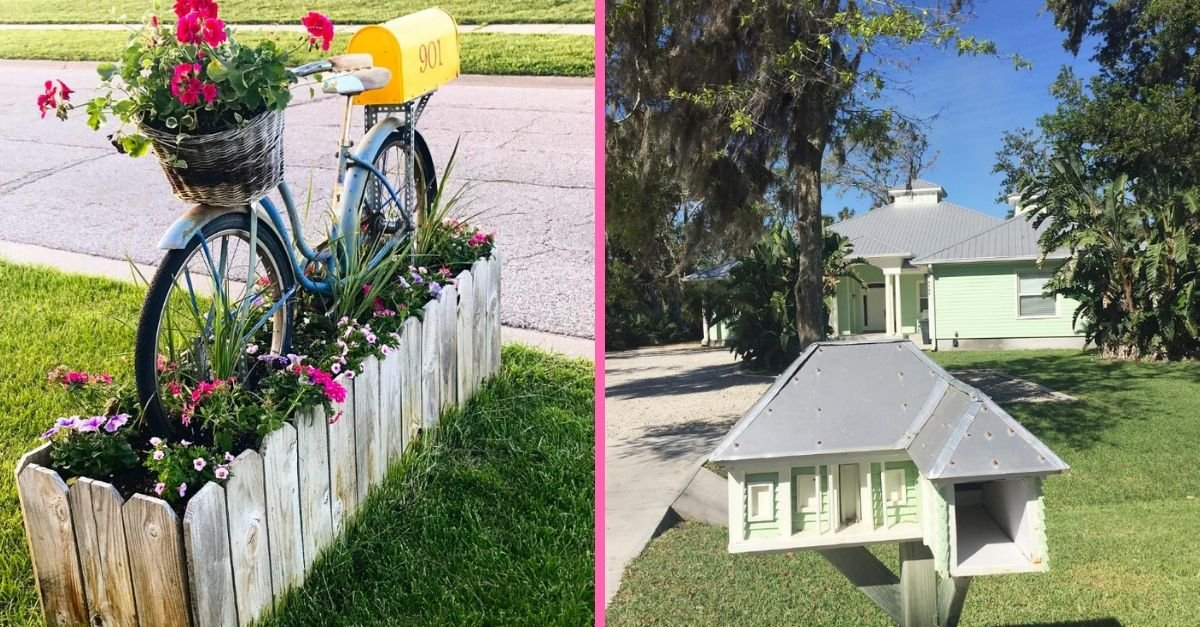 These Six Artsy Homeowners Will Inspire You To Get Creative With Your Mailbox