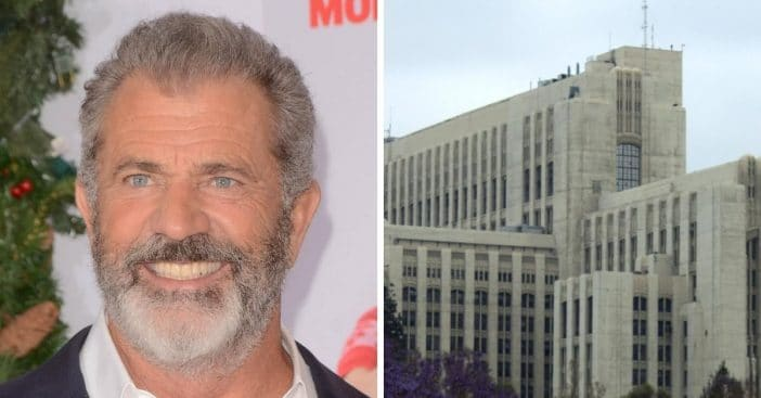 Mel Gibson was hospitalized for coronavirus in April