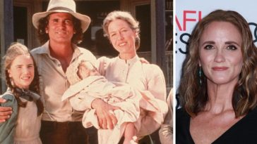 Melissa Gilbert talks about life lessons she learned from Little House on the Prairie