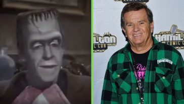 'Munsters' Star Butch Patrick Reacts To '60s Herman Munster Scene In 2020