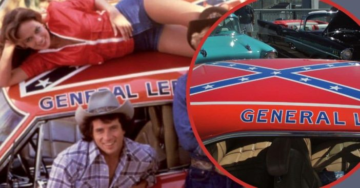 Museum Will Not Stop Displaying 'Dukes Of Hazzard' Confederate Flag On Vehicle
