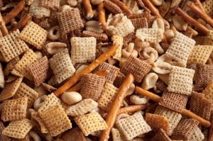 Orbits cereal often gets compared to Chex because of its appearance