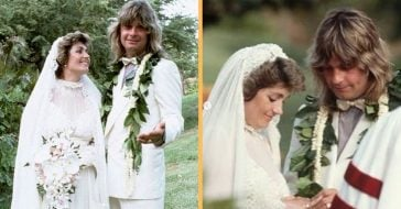 Ozzy And Sharon Osbourne Share Sweet Throwback Photos To Celebrate 38 Years Of Marriage