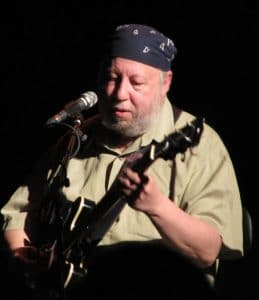 Peter Green dove into the music world at a young age