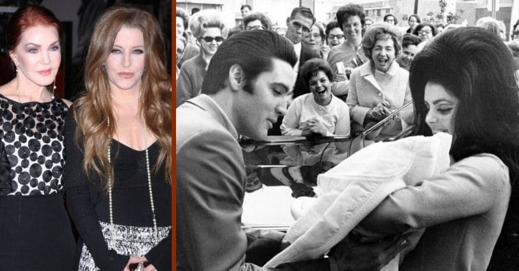 Priscilla Presley was in her daughter Lisa Marie's life the whole time