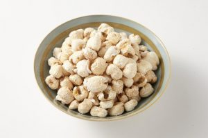 Puffed wheat made up the base of Sugar Smacks, or simply Smacks