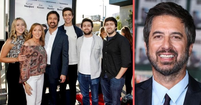 Ray Romano says all of his adult children are quarantined with him and his wife