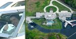 See Exclusive Photo Of John Travolta's House With Built-In Functioning Airport