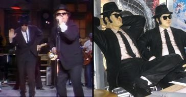 """""""Soul Man"""" is one of the Blues Brothers' most iconic performances"""