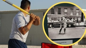 Stickball meant easy fun for many kids in the city