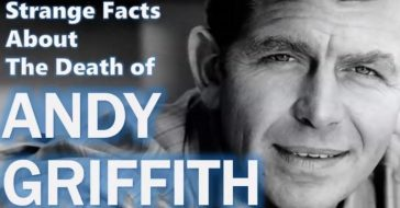 Strange Facts about the Death of Andy Griffith