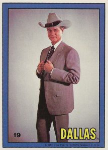 The Dallas character J.R. Ewing had no short list of people who hated him