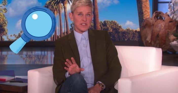 The Ellen DeGeneres Show is reportedly under an internal investigation