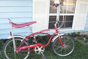 The Schwinn Stingray has been called the model car of bicycles