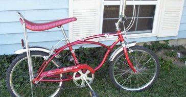 Bike Or Sports Car? The Schwinn Stingray Bike Offered It All