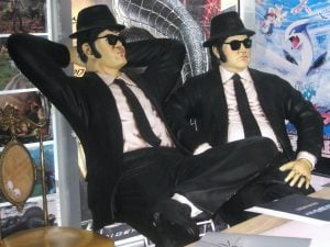 """The comedy duo used their talents to create iconic characters and a memorable routine with """"Soul Man"""""""