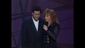 The heart really doesn't lie; Reba McEntire and Vince Gill are a powerful duo at the Grand Ole Opry