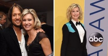 There was backlash when Olivia Newton John won a CMA Award
