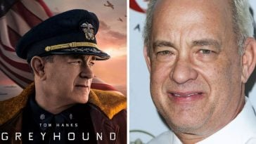 Tom Hanks is heartbroken his new movie Greyhound will skip theaters