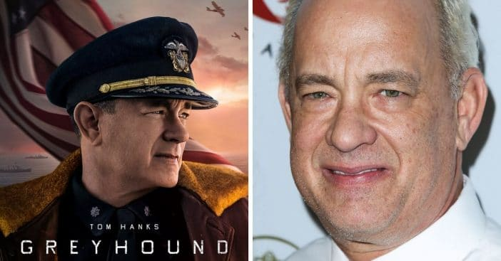 Tom Hanks is heartbroken his new movie Greyhound will skip theaters
