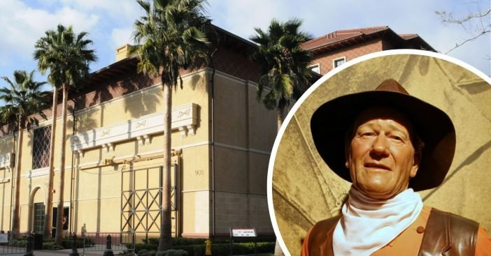 USC removing the John Wayne exhibit after problematic interview resurfaces