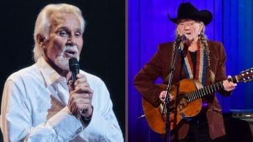 Willie Nelson Reveals That Kenny Rogers Originally Wanted Him To Record This Hit Song