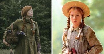 Young people are dressing up like Anne of Green Gables